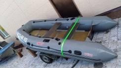 Продам Лодку Антей 380 с мотором + Suzuki 30