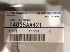 14035-AA421 Прокладка коллектора впускного Subaru