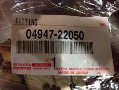 04947-22050 Зажим задних тормозных колодок Toyota Original