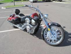 Harley big bear gtx, 2009