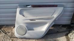 Обшивка двери задняя правая на Mercedes-Benz GL