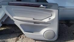 Обшивка двери задняя левая на Mercedes-Benz GL
