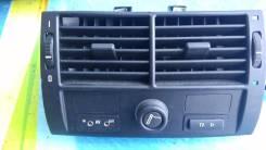 Воздуховод задний центральный BMW X5 E53