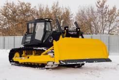 ЧТЗ Т10МБ. Трактор болотоход Б10 новый, 180 л.с.