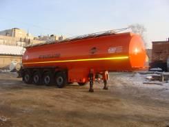 Foxtank ППЦ-32 бензовоз 4 оси, 2017