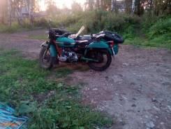 Урал ИМЗ 8.103-30, 1987
