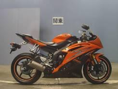 Yamaha YZF R6, 2012