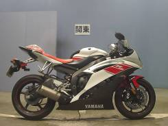 Yamaha YZF R6, 2008