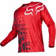 Джерси Fox 360 Grav Jersey размер:М Красный с черным (17243-003-M)