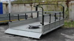 Кузов бортовой (бортовая платформа) ГАЗ-33081.