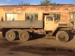 Продам на запчасти Урал 4320 1984 года