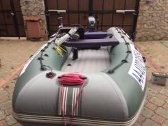 Надувная моторная лодка Aquilon 480