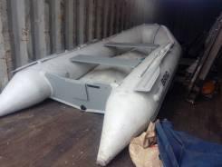 "Продам лодку пвх ""бриг"" 3.8 мотор yamaha15"