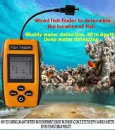 Портативный эхолот Fish Finder - модель 2018 года.