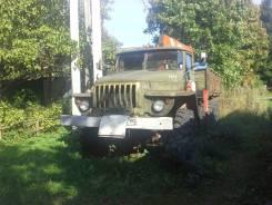 Урал 43203, 1986