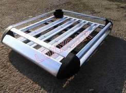 Багажник на крышу 160 х 110 (алюминиевый)