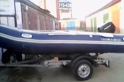 Комплект лодка пвх solar:450мк нднд