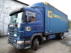 Scania 124L 400 л. с. на разбор