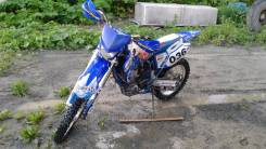 Yamaha WR 426, 2000