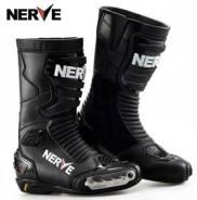 Мото боты ботинки спортивные, дорожные, чопперные Nerve NV003