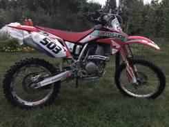 Honda CRF 150R, 2008