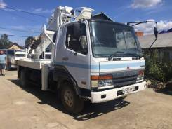 Mitsubishi Fuso Fighter D-VAN, 1996