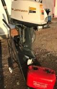 Johnson. 25,00л.с., 2-тактный, бензиновый, нога S (381 мм)