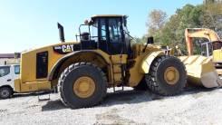 Caterpillar 980H. Погрузчик фронтальный продажа, Дизельный, 6,50куб. м.