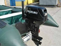 Продам лодочный мотор Suzuki DT 30 ES.