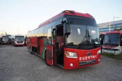 Kia Granbird. Продаётся туристический автобус во Владивостоке, 47 мест