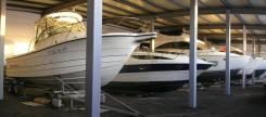 Зимнее хранение катеров и лодок