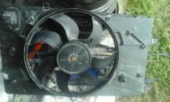 Мотор вентилятора охлаждения опель астра J2010-2015 год.
