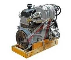 Двигатель в сборе ВАЗ-2106 1600 куб. см. карб. 8-кл. в СБ