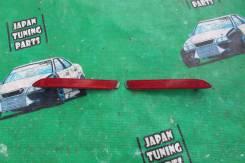 Отражатель бампера задний Toyota Corolla Fielder NZE121 ZZE122 ZZE122
