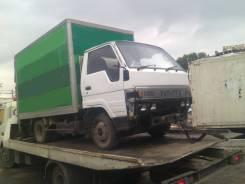 Toyota toyoace/Dyna BU 1993 14B по запчастям
