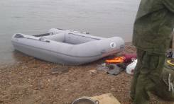 Продам лодку ПВХ Ротан 380к, катамаранного типа.