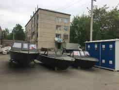 Продам лодки алюминиевые Барракуда 55 новые (бесплатный тест-драйв)