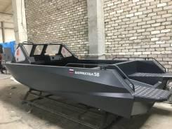 Барракуда 58. 2018 год, длина 5,80м., двигатель подвесной, 175,00л.с., бензин. Под заказ
