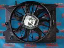 Вентилятор охлаждения радиатора Mercedes E-Classe W211