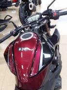 Kawasaki Z 800, 2016