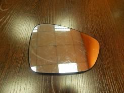 Зеркальный элемент правого зеркала Citroen C4 2010-2017