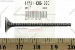 Клапан выпускной 14721-KR6-000 Honda XLR250