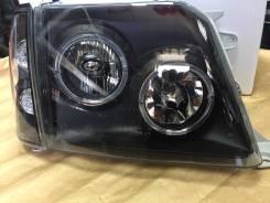 Фары хрусталь Toyota LAND Cruiser Prado 9# (с габаритами ) комплект