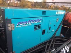 Продам компрессор Airman на базе автомобиля ИЖ-ОДА