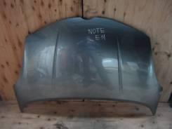 Капот Nissan NOTE E11 Оригинал Контракт