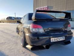 Универсальный сплиттер диффузор задний Subaru Toyota chargespeed