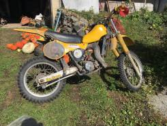 Suzuki RM 125, 1992