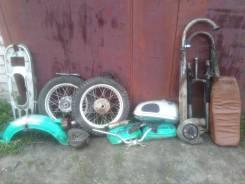 Продам мотоцикл Восход 2 по запчастям