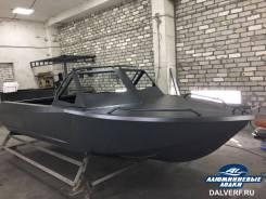 Алюминиевый катер Север 4200
