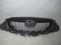 Решетка радиатора. Mazda CX-5, KE, KE2AW, KE2FW, KE5AW, KE5FW, KEEAW, KEEFW